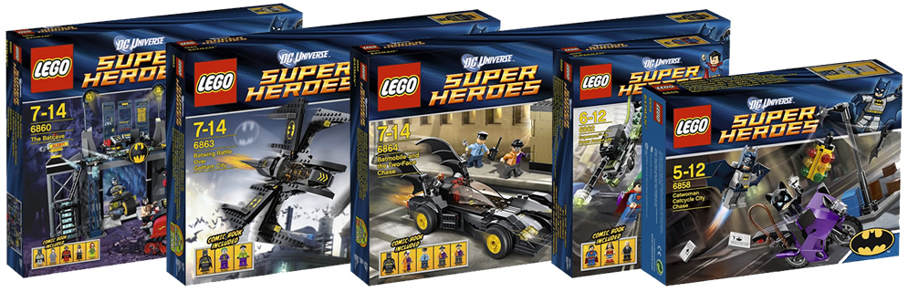 legoreve lego super heroes pour 2012. Black Bedroom Furniture Sets. Home Design Ideas