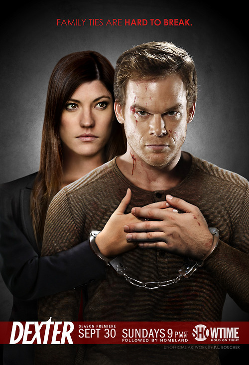 Season 7 of Dexter:  Excited but Fearful Too