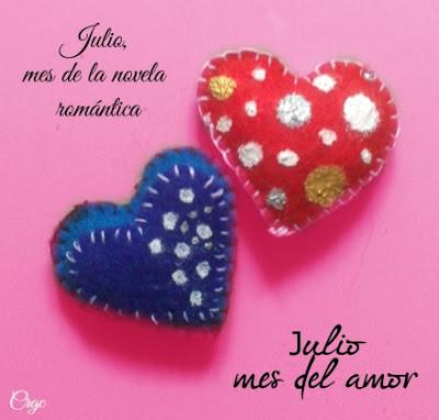 Inspiración Julio mes del amor by Crgc