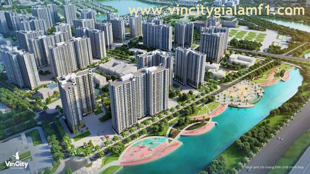 Khu Chung Cư VinCity Gia Lâm