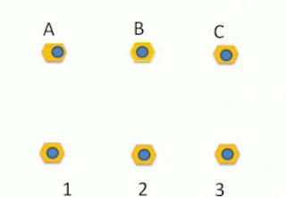 cara memeriksa coil atau kumparan motor 3 fasa