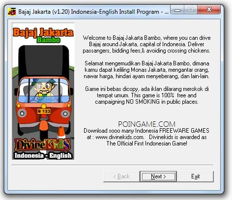 Download Game Bajaj Jakarta Bambo