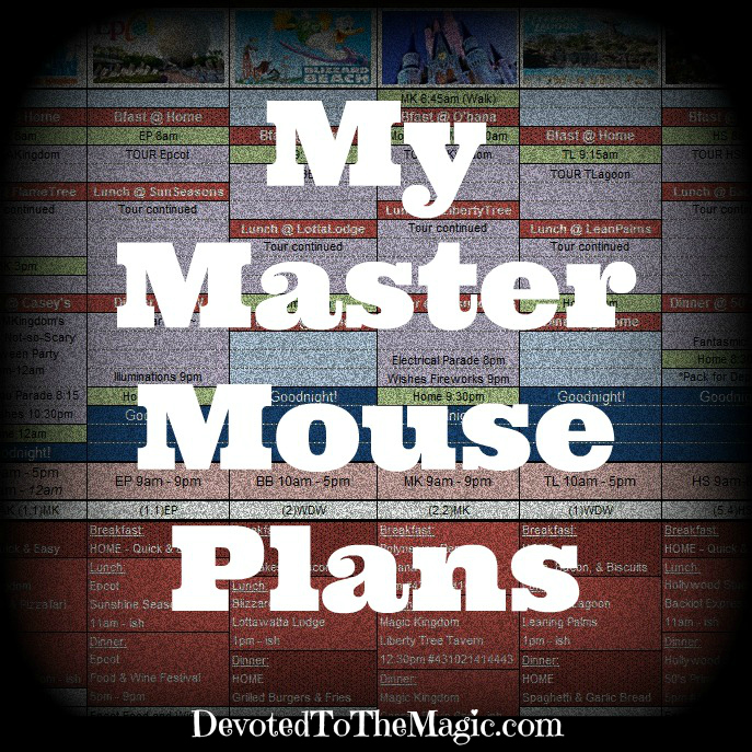 Devoted to the magic master mouse plans for My plans