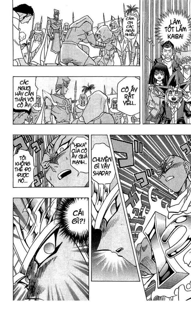 YuGi Oh – Vua Trò Chơi chap 296 Trang 16