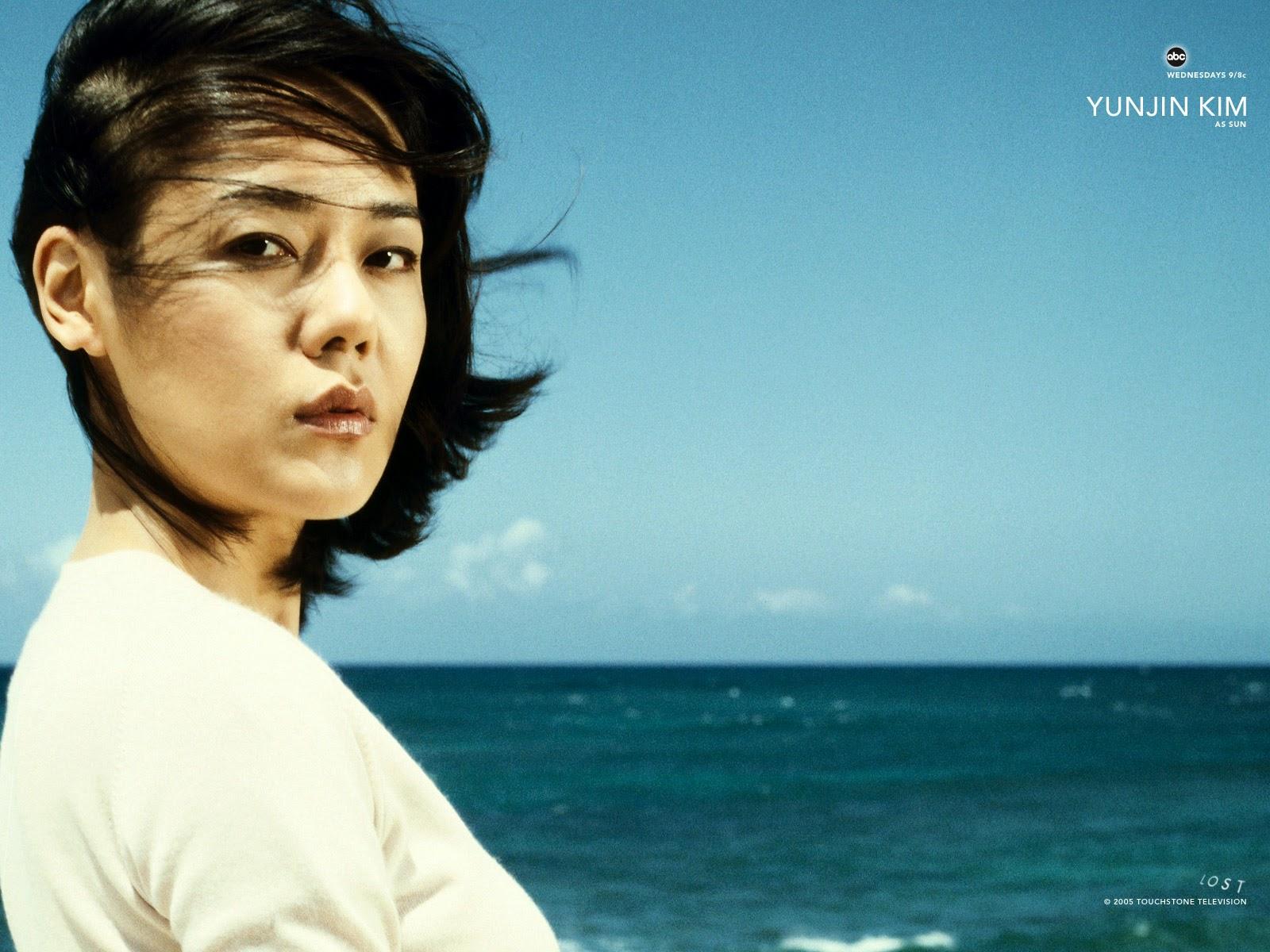 lost Television serial Yunjin Kim Wallpaper