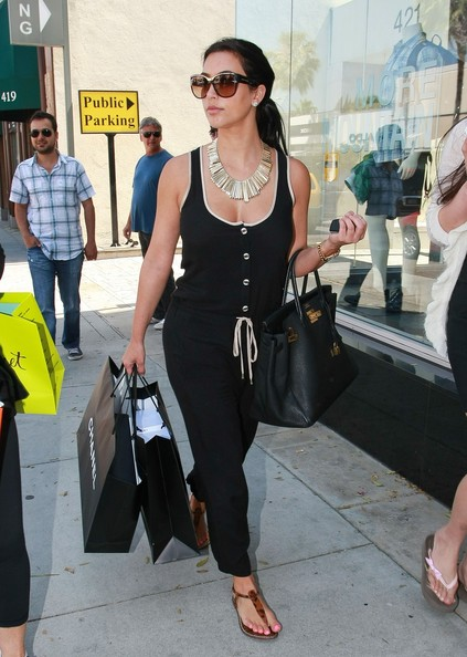 Steal Their Style Steal The Style Kim Kardashian 39 S Romper Look