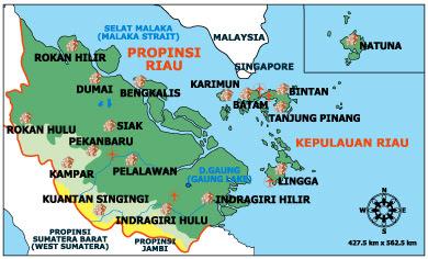 Pulau Buru Karimun   Salah Satu Objek Wisata Sejarah Andalan