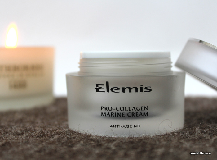 one little vice beauty blog: john lewis skincare elemis