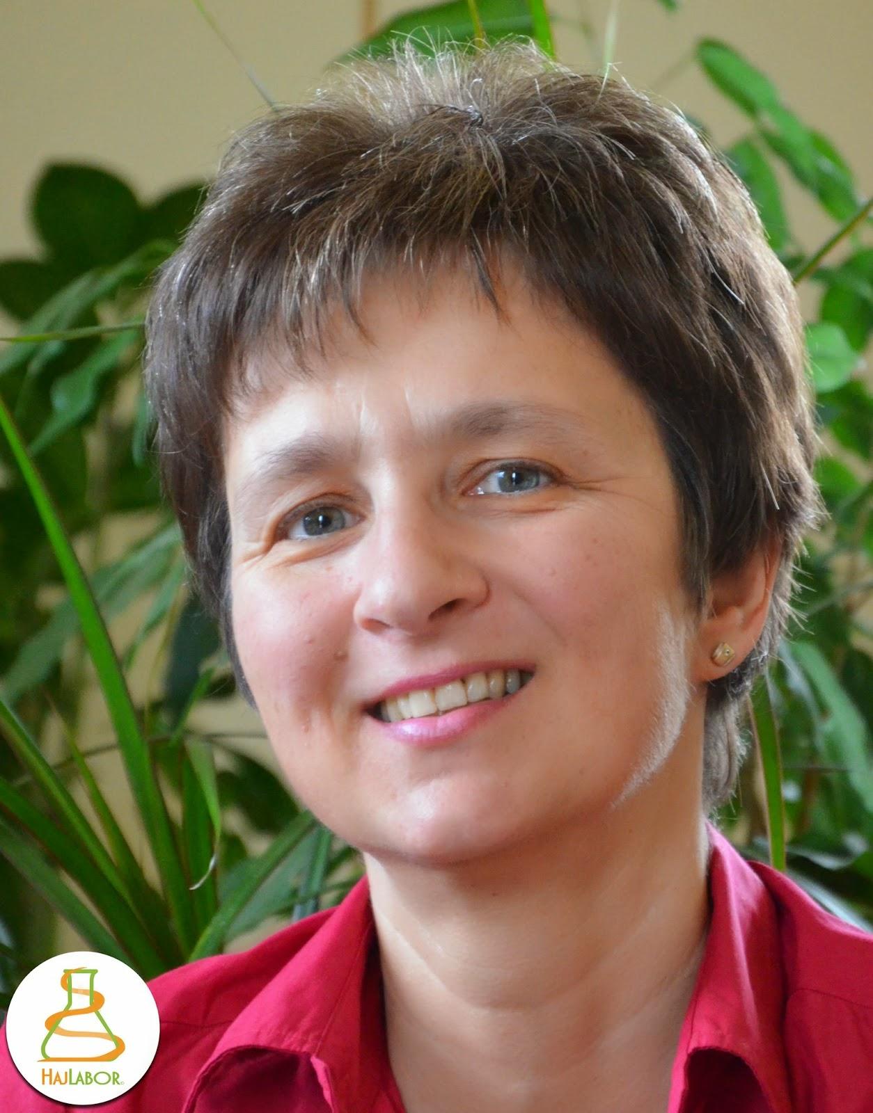 Dr. Jónás Eszter, Hajlabor, homeopátia, homeopata, komplementer medicina