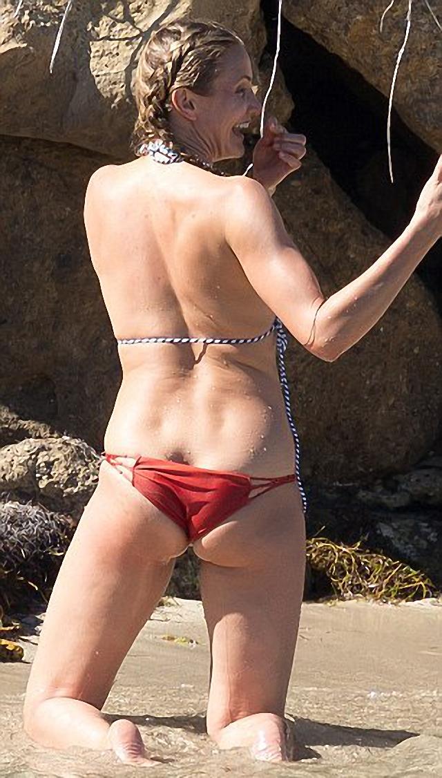 Topless de Cameron Díaz