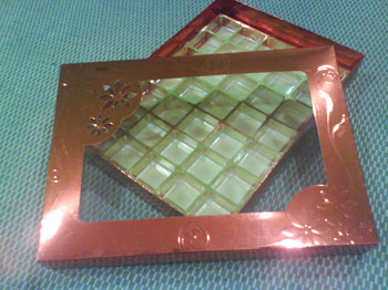 chocolate box 35 pcs