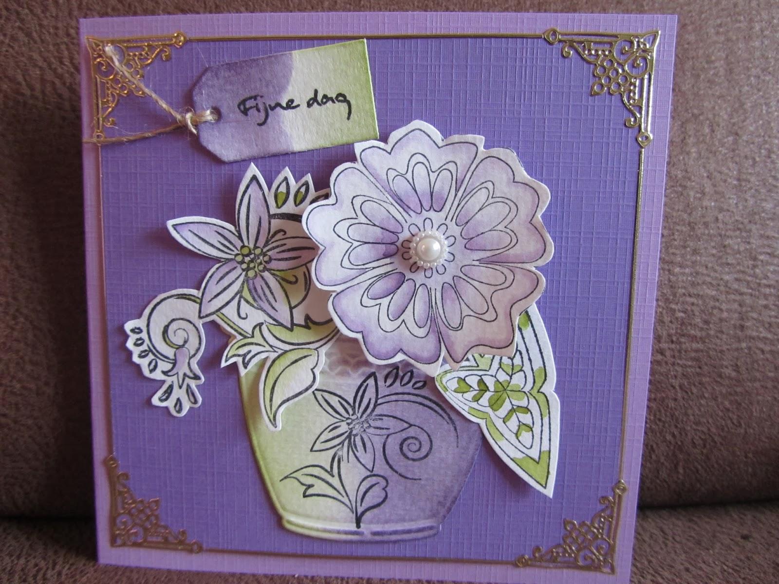 Sylvia's kaartenpret: februari 2014