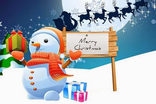 Merry Christmas Hindi Poem
