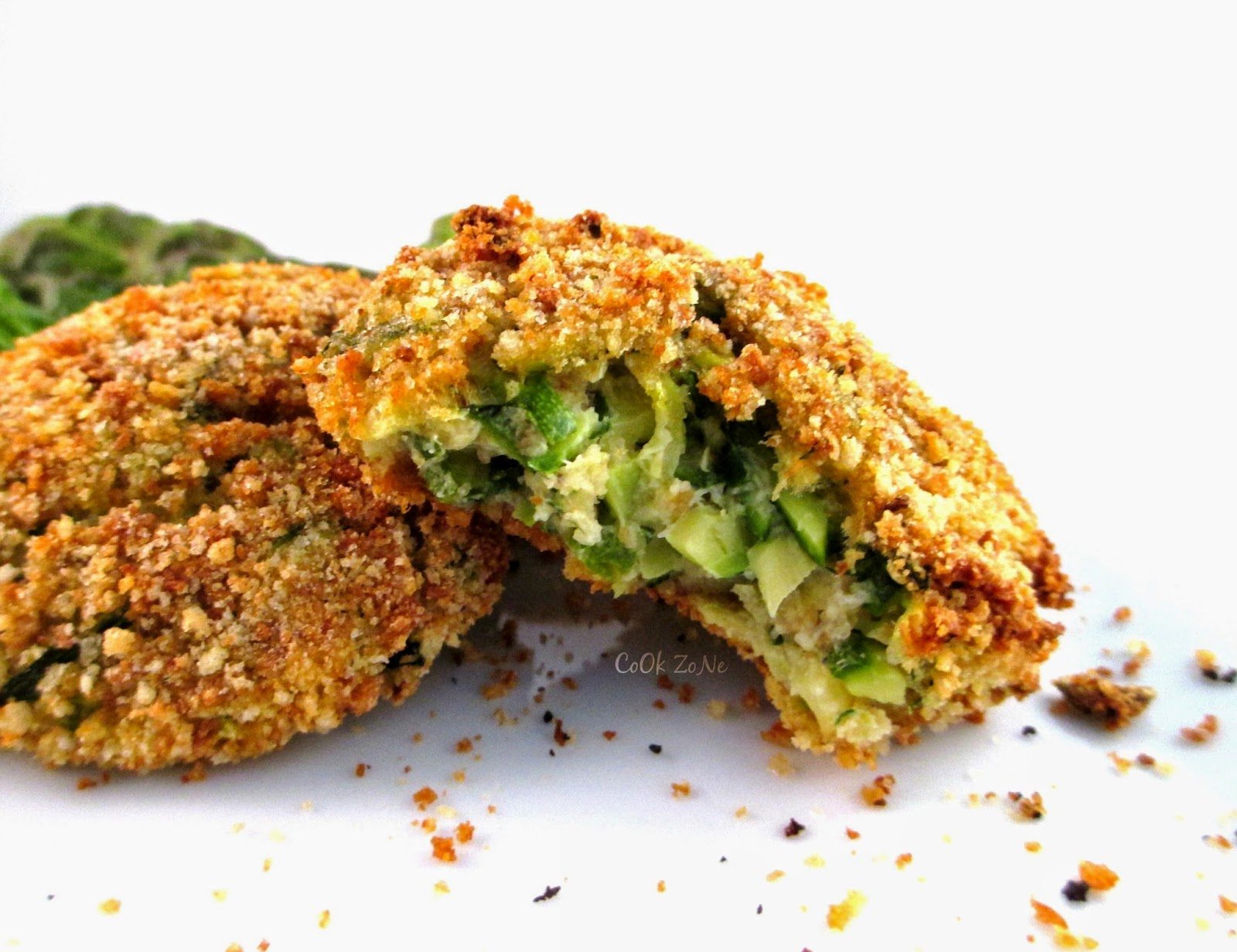 Top CoOk ZoNe: Polpette di zucchine light (al forno!) PK84
