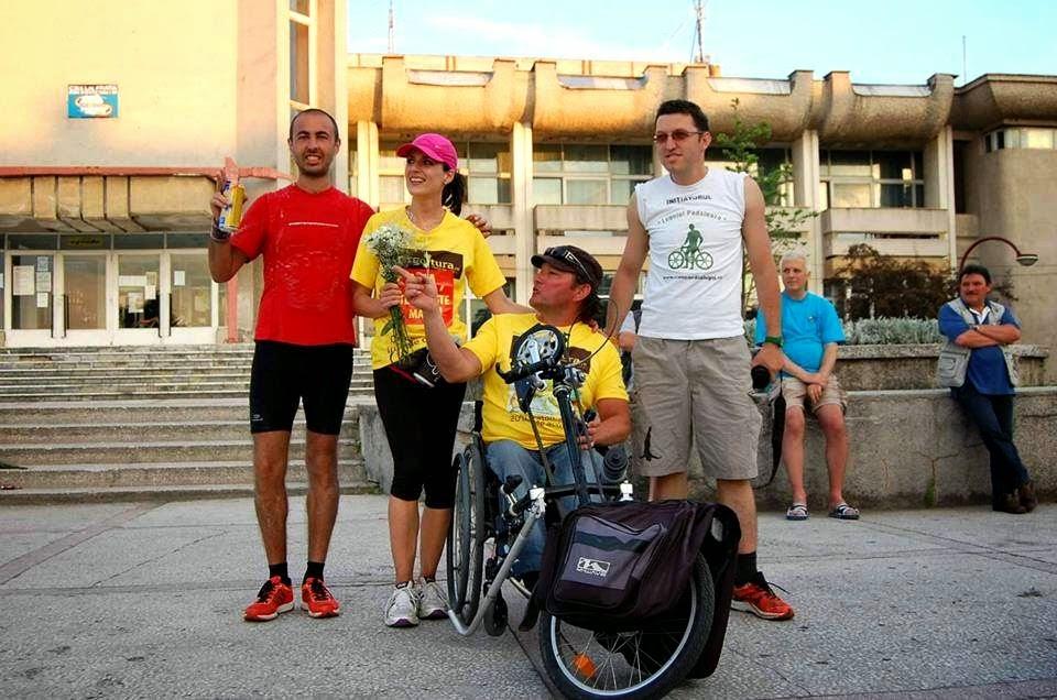 Diana Crăiniceanu, despre cum alergarea îţi poate salva viaţa