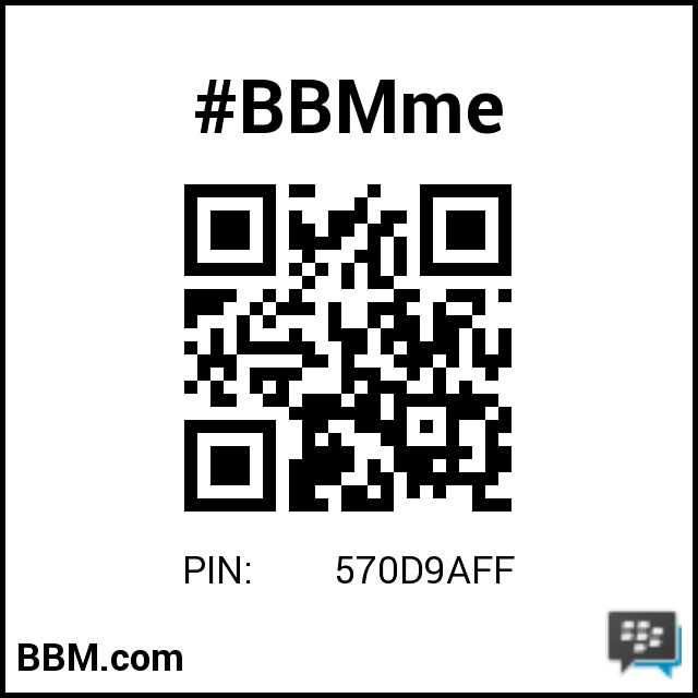 pin:BBM