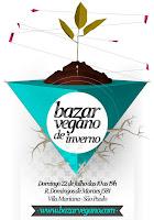 Bazar Vegano de Inverno 2012