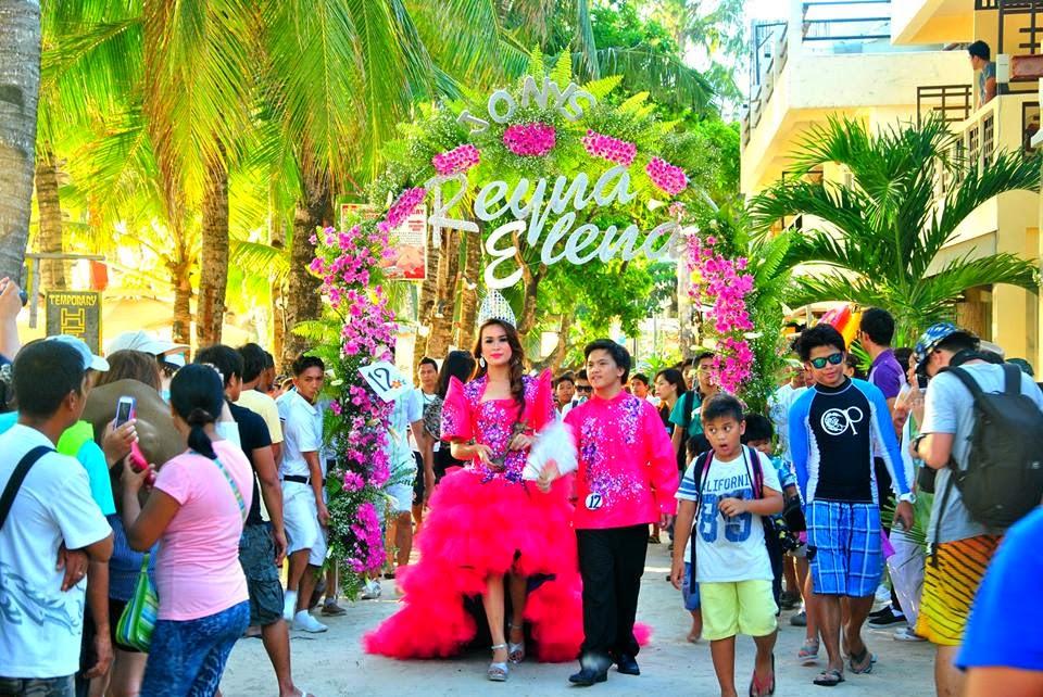 2014 Grand Boracay Flores De Mayo Raffy Cooper