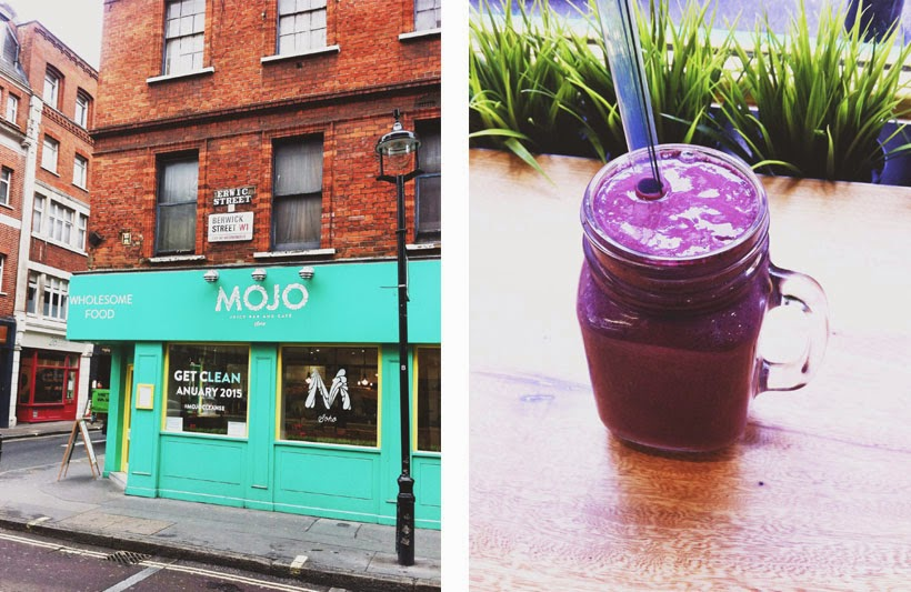 MOJO // Work It Out Smoothie