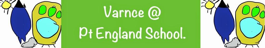 Varnce @ Pt England School