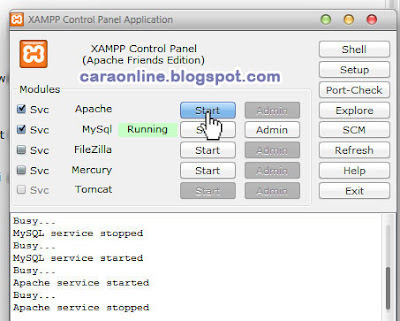 How to change default xampp timezone in localhost