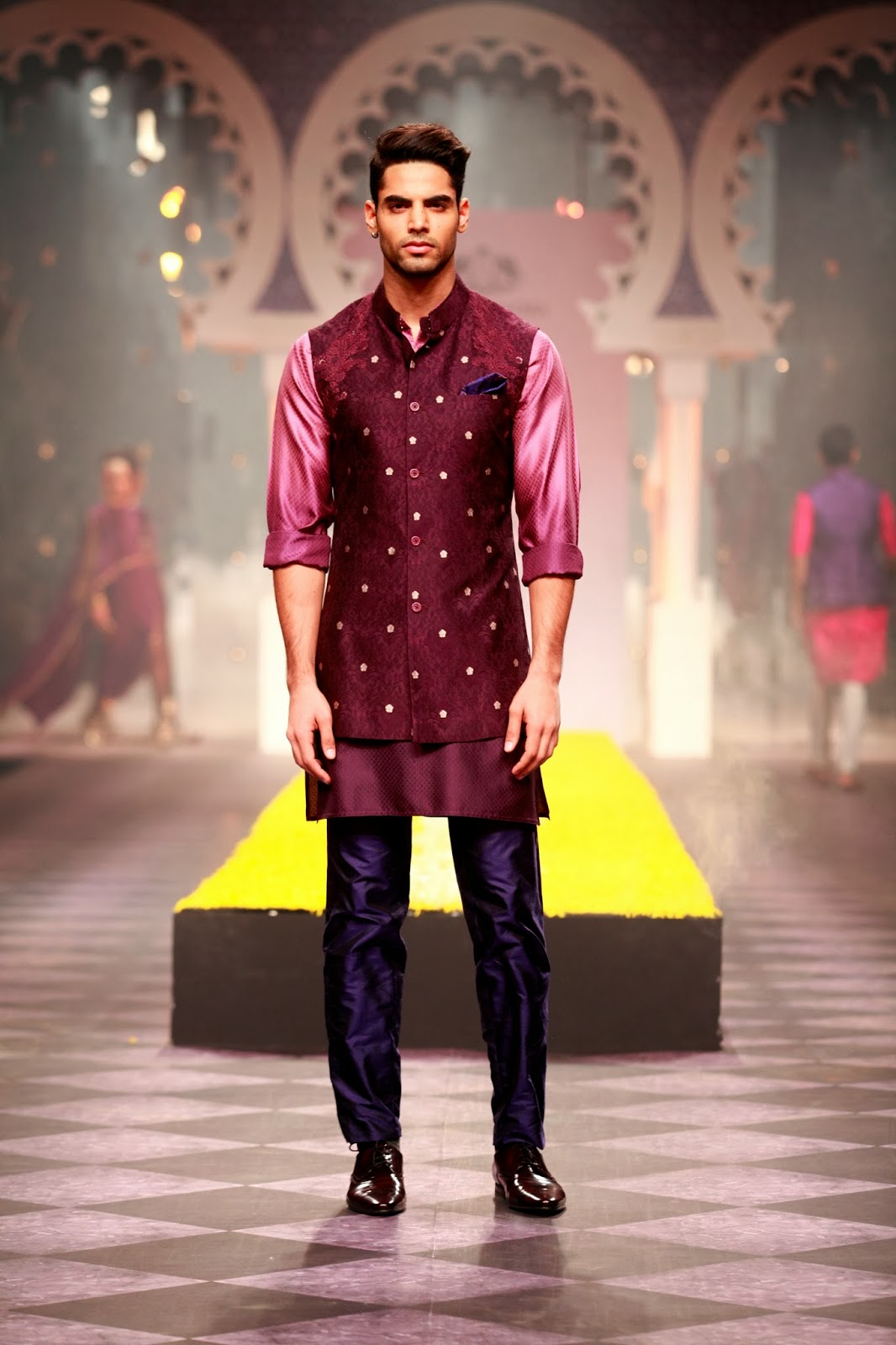 Indian Ethnic Designer Fashion Men Women By RAGHAVENDRA RATHORE
