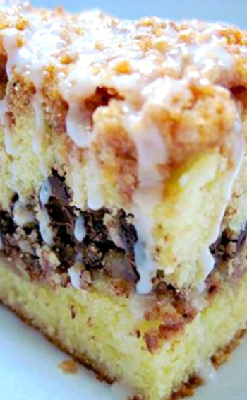 The Best Coffee Cake Ever Recipe