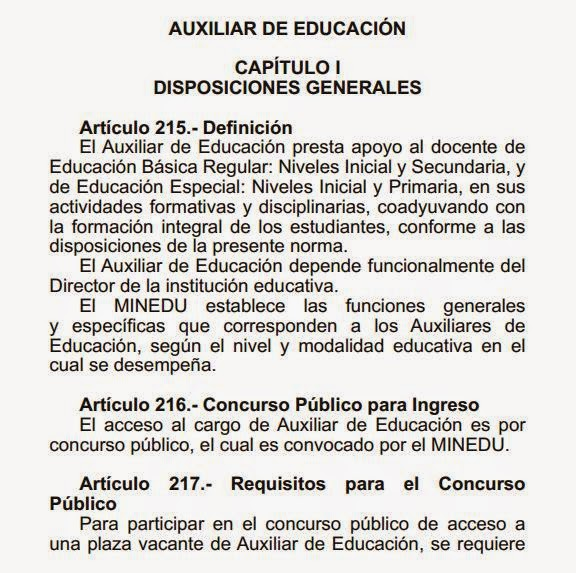 Minedu Contrato Docente 2015 Nombramiento 2015 | Share The Knownledge