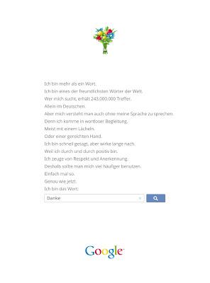 Google Deutschland wird 10