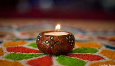 Happy Diwali Rangoli