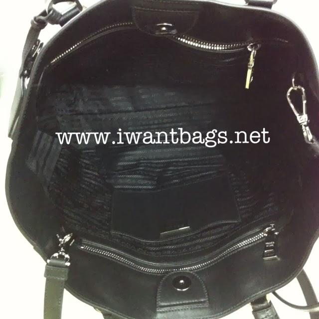 prada tessuto saffiano tote bag - Prada BR5033 Soft Calf Tote Bag-Black