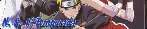 Naruto Shippuden 1ª Temporada