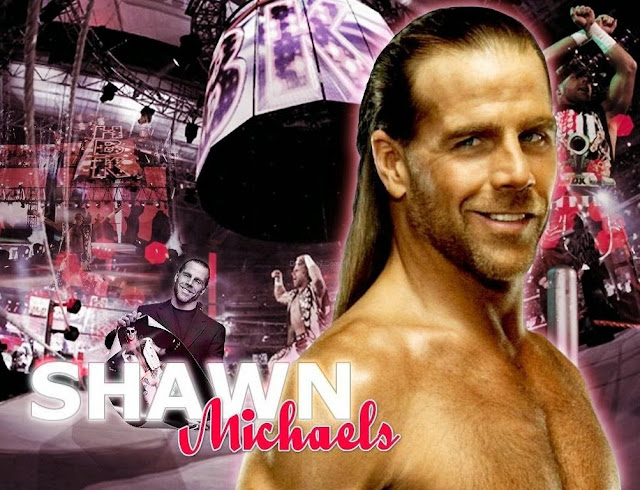 Shawn Michaels Hd Wallpapers Free Download