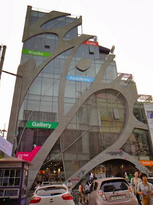 SangSangMaDang Hongdae Seoul