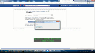 Stored XSS in facebook.com