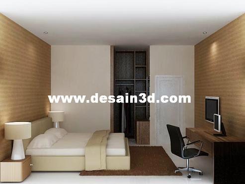 desain rumah 3d