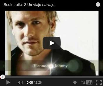 """Book-trailer 2  """"Un viaje salvaje"""""""