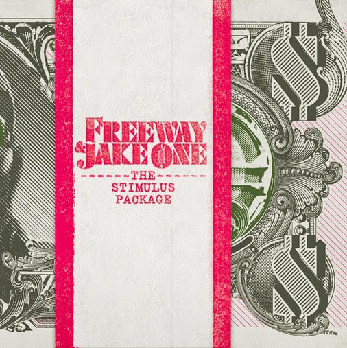 Freeway & Jake One - The Stimulus Package (Deluxe Edition) Cover