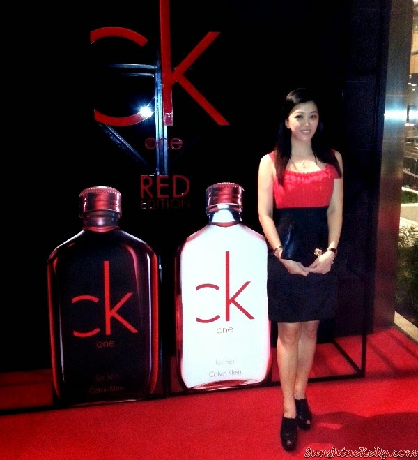 CK One Red Edition, CK One Red Edition for him and her, calvin klein, ck, ck one, fragrance