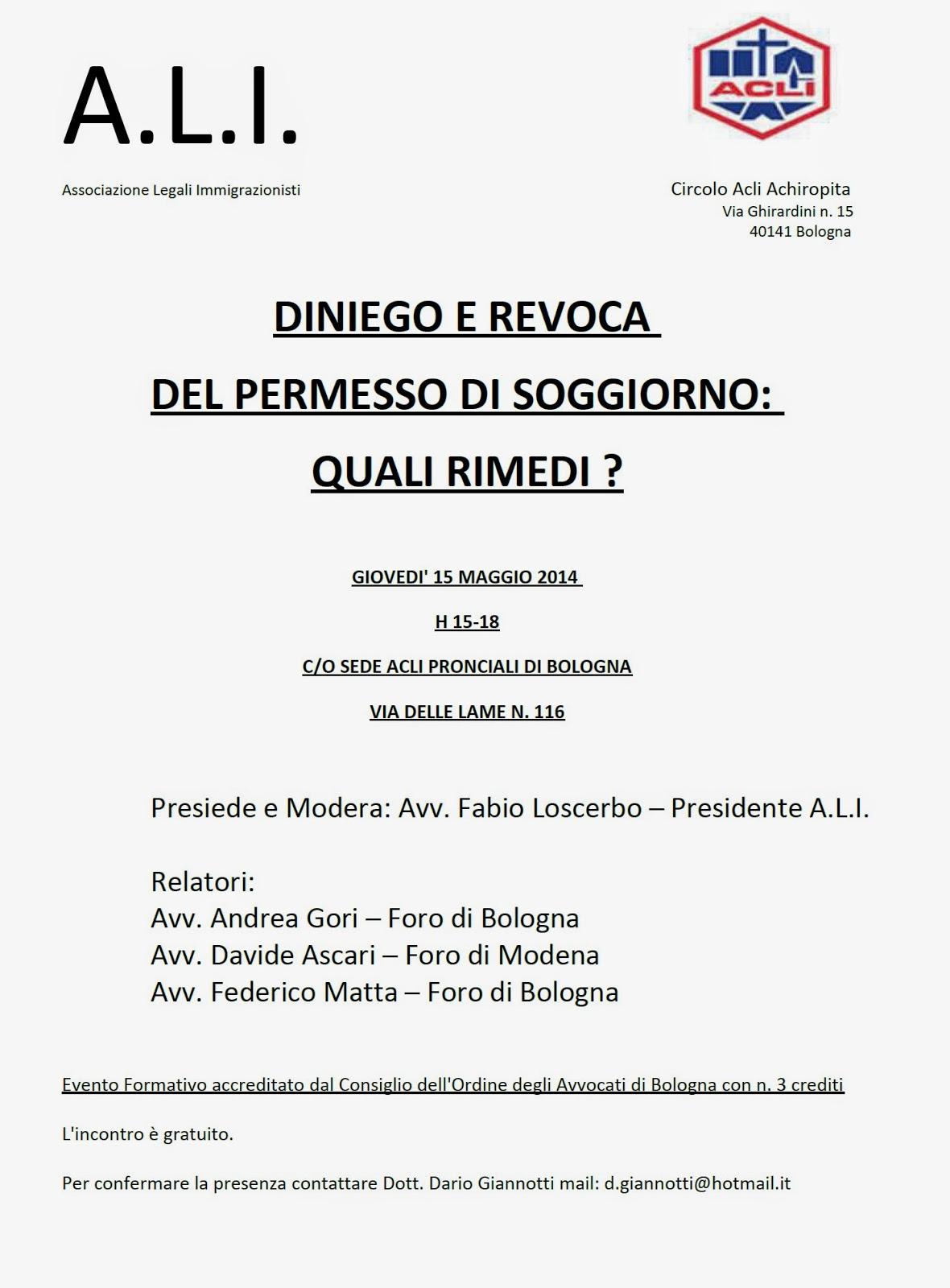 STUDIO LEGALE LOSCERBO