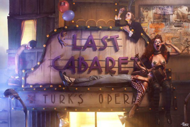 O Universo surreal e burlesco de Le Turk