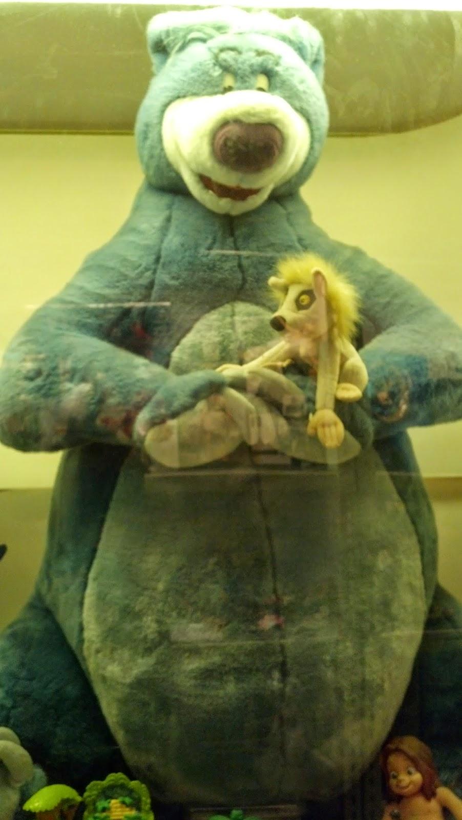 yogi bear dolls