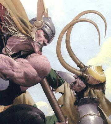Loki Character Review (Vs Thor)