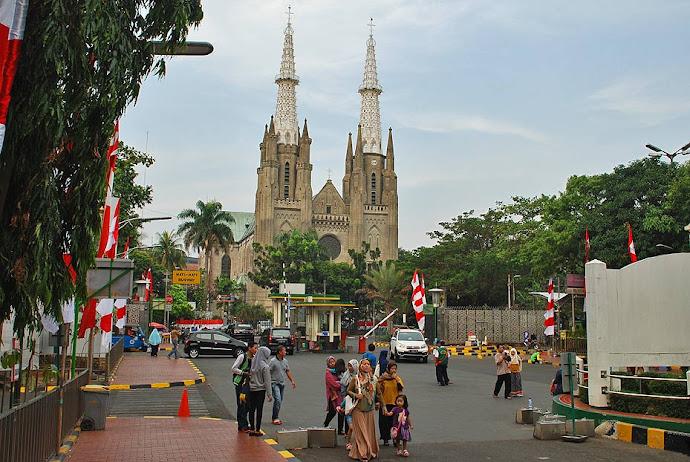Catedral católica de Yakarta