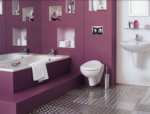 Bathroom Interiors Mesmerizing Dream House Designs Modern Bathroom Interiors Design Decoration