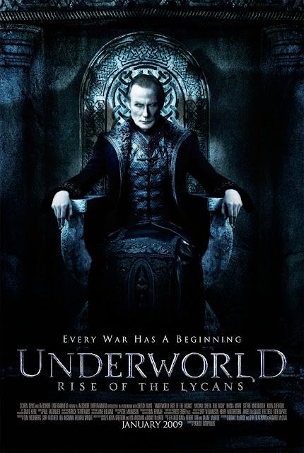 Thế Giới Ngầm 3: Người Sói Trỗi Dậy - Underworld 3: Rise Of The Lycans (2009)