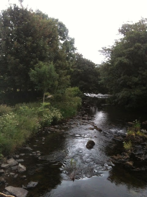 River Kent, Staveley