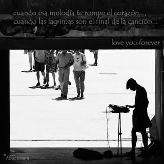 Poema y fotografia