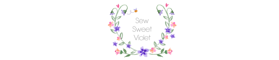 Sew Sweet Violet