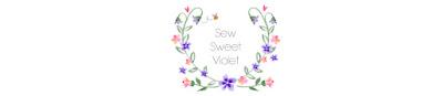 Sew Sweet Violet